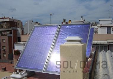 energia solar en Hospitalet