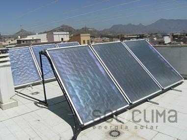 Energia solar en Huesca