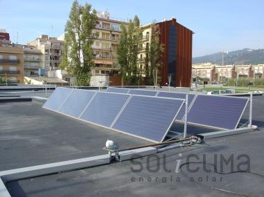 Energía solar en Pineda de Mar, Maresme