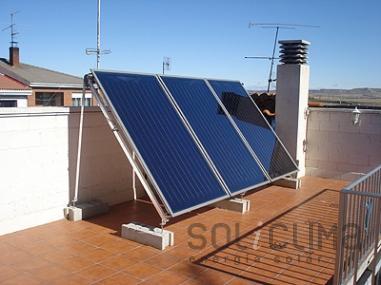 Energia solar en Palencia
