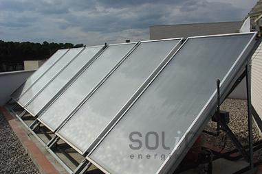 Energía solar en Sabadell