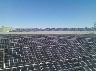 Energía solar en Valencia