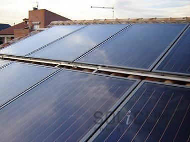 Energía solar en el Vallés Oriental