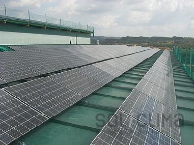 Instalacion fotovoltaica en Barcelona