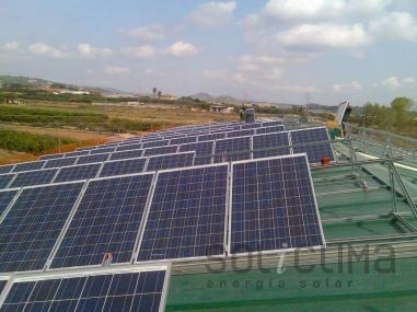 fotovoltaica en Extremadura