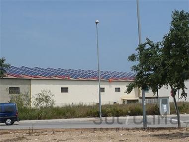 fotovoltaica en oliva