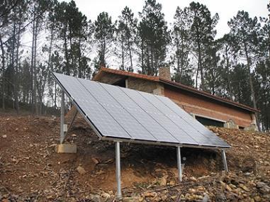 Energía fotovoltaica en Ourense