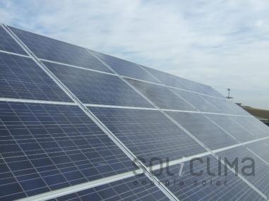 Fotovoltaica sobre tejados urbanos