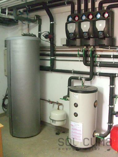 Calefacción geotermica en Vizcaya