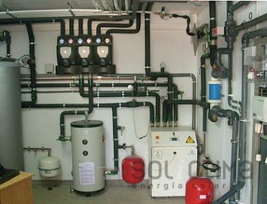Instalacion geotermica