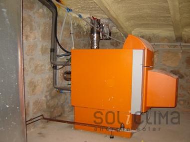 Instalación de suelo radiante en Noguera