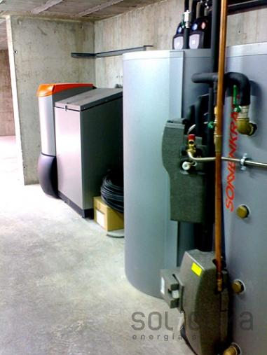 Instalacion destacada calderas biomasa barcelona - Calderas en barcelona ...