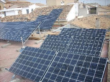 instalaciones fotovoltaicas en Castellón