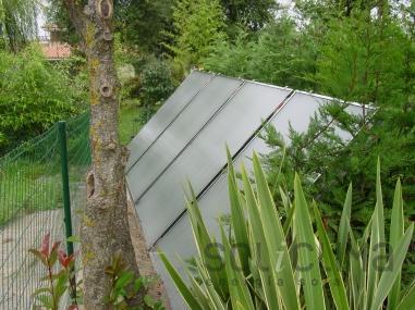 Mantenimiento de energía solar