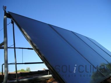 Calefacción solar en Tarragona
