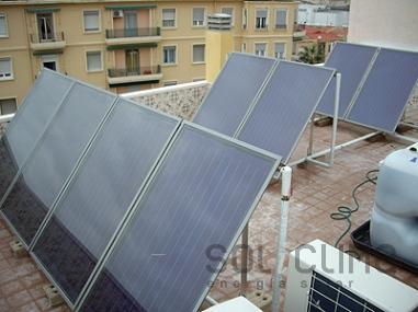 Placas solares en Alicante