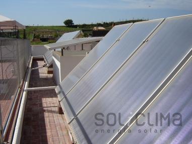 Placas solares en España