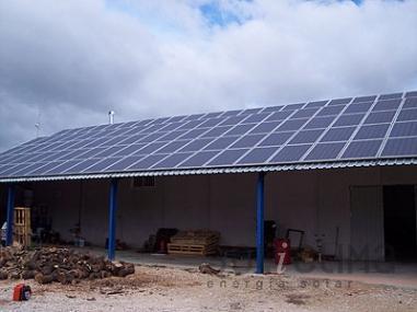 Placas solares en Valencia