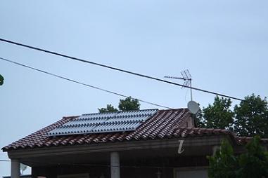 Placas solares en el Empordá