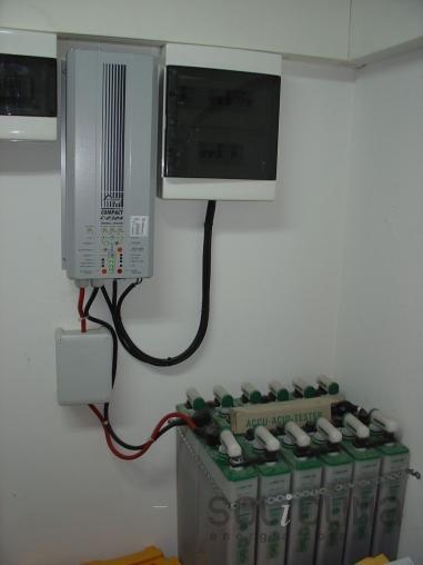 Solucion a los cortes electricidad