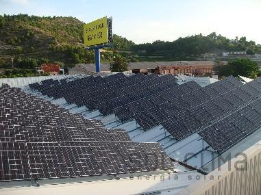 Venta de Placas fotovoltaicas en Valencia