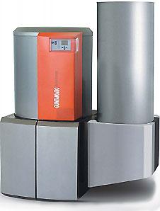 Calderas de biomasa:pellets