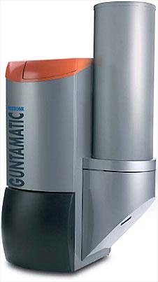 Calderas de pellets: Guntamatic Biostar