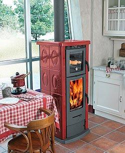 Estufas de biomasa: otros modelos