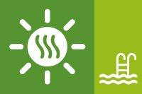 Climatización de piscinas mediante energia solar