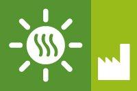 Procesos industriales mediante energia solar