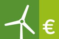 Venta de electricidad eólica