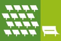 Energía solar termoeléctrica con colectores cilíndrico-parabólicos