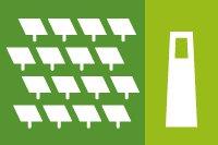 Generación de electricidad mediante energia solar termoeléctrica en planta con receptor central